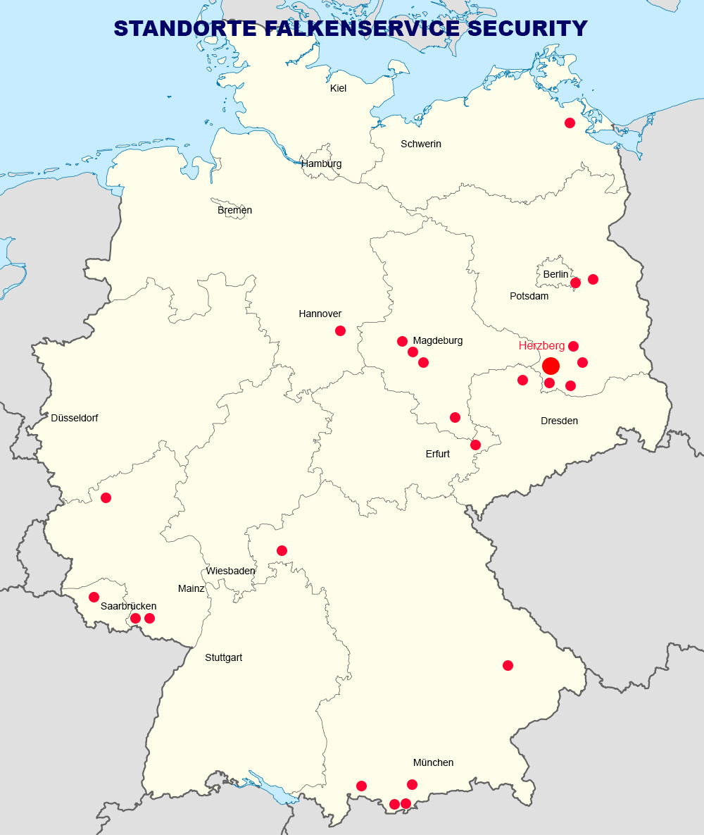 Standorte-FALKENSERVICE